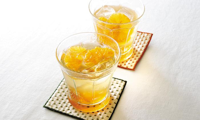 子どもと一緒につくろう!柑橘ビネガーシロップで手作りジュース
