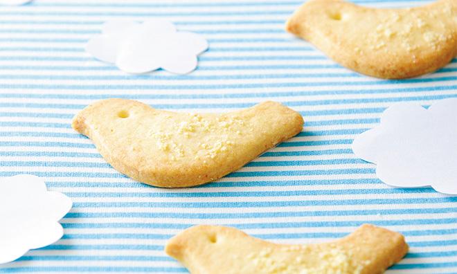 ヘルシーな野菜のおやつ!子どもが喜ぶじゃがいものクッキー