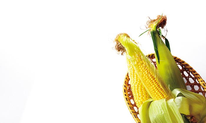 旬の野菜をおいしく食べよう!夏を代表する野菜、とうもろこし