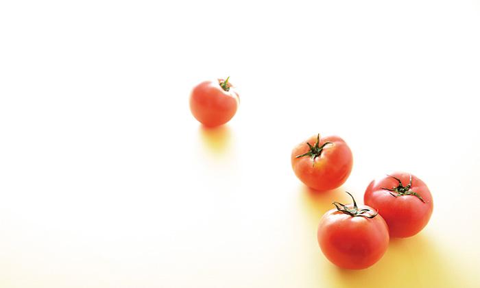 低カロリーで栄養も豊富。子どもも大好きトマト