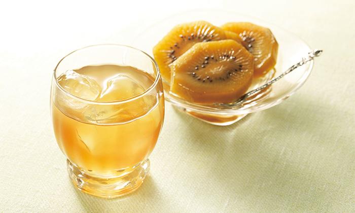 果実のうまみをぎゅぎゅっと凝縮!キウイ酒