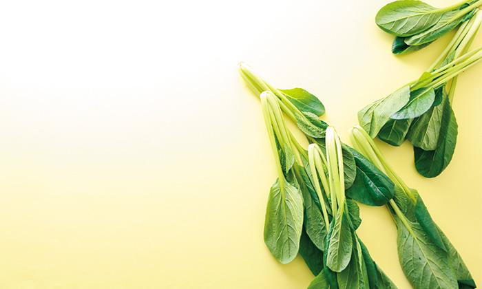 緑黄色野菜の中でも栄養価が高い小松菜の栄養素とは