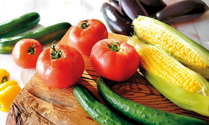 夏野菜は暑さが得意って、本当?