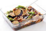 材料は工夫次第♪色々な野菜で作れる「なすとあじのマリネサラダ」レシピ