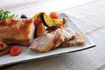 「塩豚と根菜のロースト」簡単レシピ