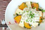 【一皿・時短】「かぼちゃと豆腐の南蛮丼」のレシピ