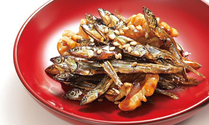 正月の手作りおせち料理レシピ「田作り」