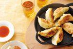 タレで楽しむ餃子。手作り餃子タレの作り方。
