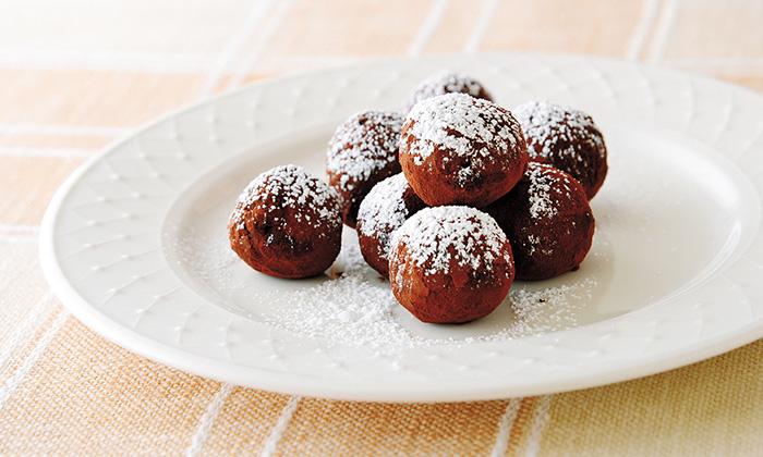 ボウルで混ぜるだけ!手づくり「トリュフ風」チョコレートの作り方