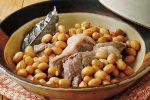 「豚肉と大豆の煮込み」のレシピ