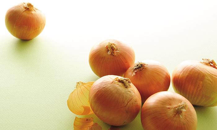 「玉ねぎ」は栄養価の吸収を助ける野菜