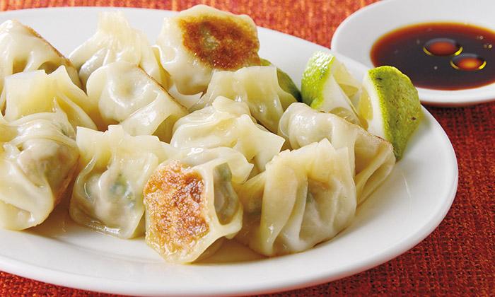 ご飯がすすむ!「レモン餃子」の作り方(レシピ)