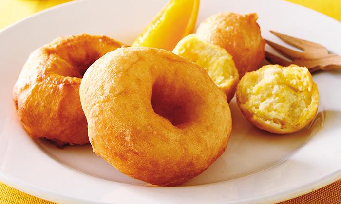 簡単!お野菜揚げパンの作り方(レシピ)
