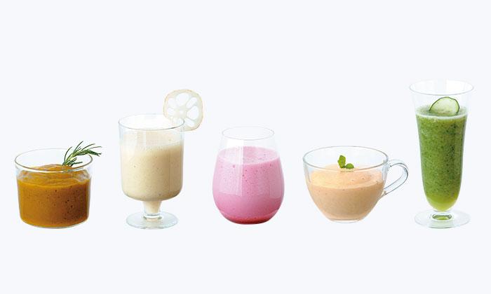 野菜を使ったベジドリンク&スムージーの人気レシピ(作り方)
