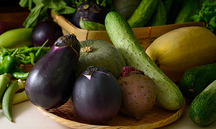 栄養たっぷり、楽しくておいしい野菜「おかのり」の食べ方
