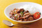 隠し味は野菜ジュース!「まいたけのハッシュド・ビーフ」のレシピ(作り方)