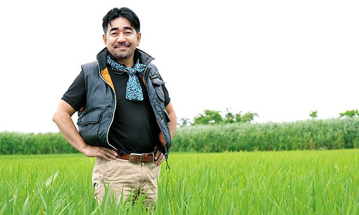 食べてくれる人の「おいしい」が原動力です。千年先まで、続く農業を<有機穀物農家 井村辰二郎さん>