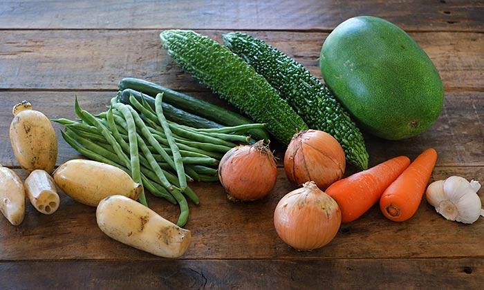 野菜のヘタや皮を有効利用!?話題のファイトケミカルとは
