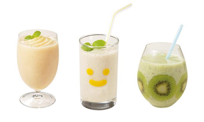バナナ豆乳・キウイ・桃と甘酒!スムージーのおすすめレシピ3選(作り方)