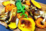 シンプルで簡単!「秋が旬のグリル野菜セット」のレシピ(作り方)