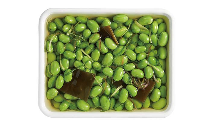 枝豆を茹でておだし浸して完成!枝豆の保存に便利な常備菜レシピ