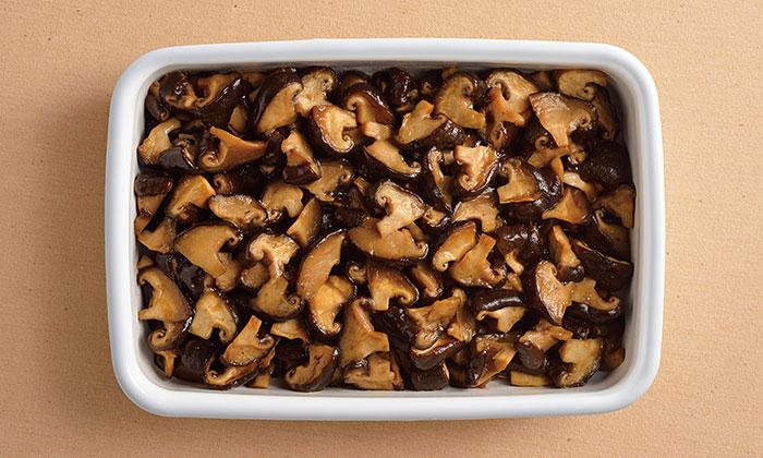 椎茸の常備菜・保存におすすめ「しいたけ佃煮」のレシピ(作り方)