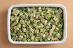 おくらの常備菜・大量消費に!「おくらのゴマドレ和え」のレシピ(作り方)