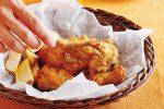 国産若鶏手羽元で「シトラスフライドチキン」のレシピ(作り方)