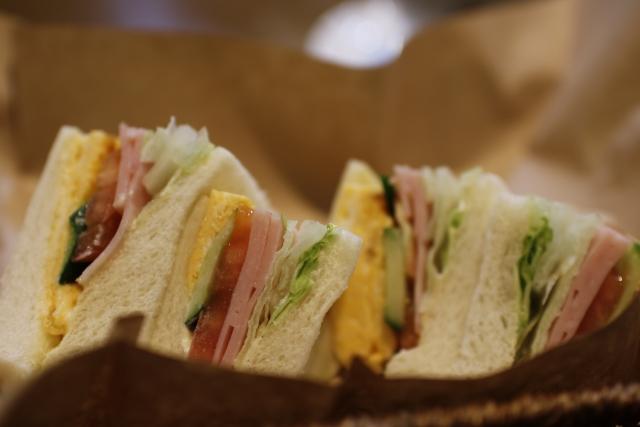 野菜がたっぷり摂れる!サンドイッチのレシピ