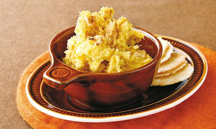 安納芋の人気レシピ!「安納芋のマッシュ」の作り方