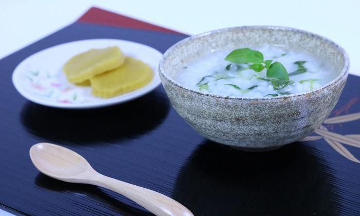 1月7日に食べる七草粥の由来は?七草を使ったおすすめレシピ