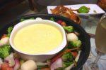 家庭で作れるチーズフォンデュ!おすすめの野菜と下ごしらえの方法