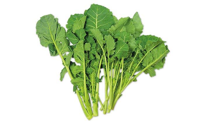 【珍しくておいしい野菜】飢饉を救った野菜「のらぼう菜」