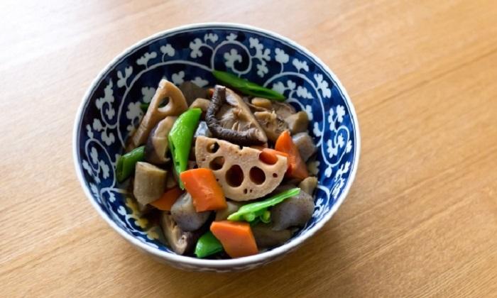 定番の味!野菜のみで作る「精進筑前煮」のレシピ