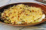 「キャベツの豆乳グラタン」簡単レシピ