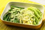 【とにかく簡単】しその風味を楽しめる!緑の焼き野菜マリネ