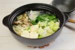 【とにかく簡単】和風であっさり!「鯖のおろし塩麹鍋」