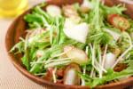 【とにかく簡単】素材のおいしさをストレートに!「梨とみょうがのサラダ」