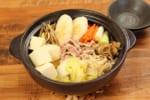 【とにかく簡単】体の中から温まる「きりたんぽ入りアレンジきのこ鍋」